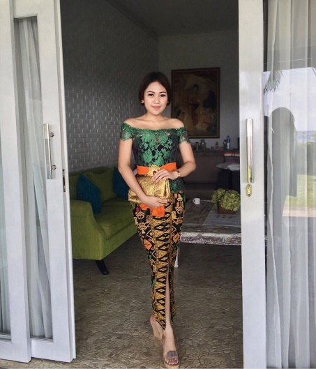 Wah Model Kebaya Modern 2019 Ini Unik Unik Banget Ya