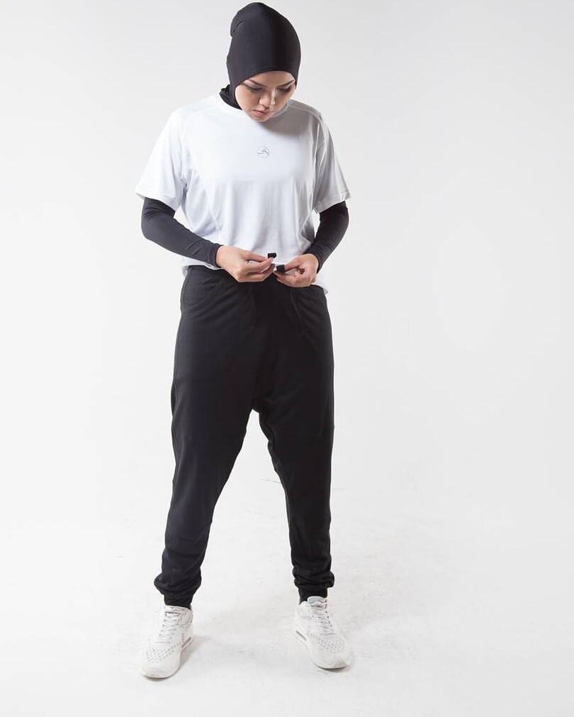 baju zumba muslimah