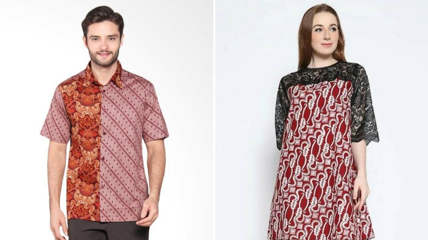 Inilah Model Baju Batik Kombinasi Modern yang Paling Pas Buat Kamu d6fcf46d44