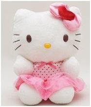 Hello Kitty Gaun Pink Sanrio