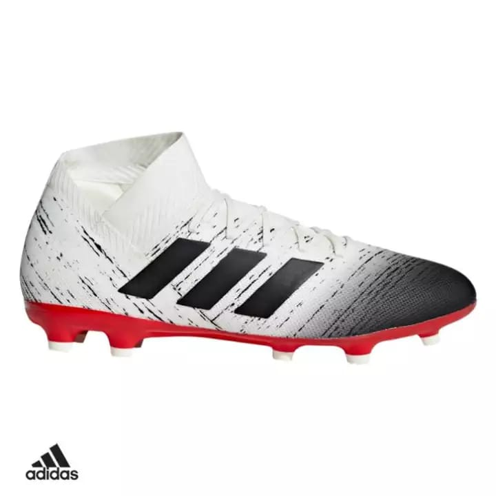 Adidas Football Mens Sepatu Bola Nemeziz 18.3 Firm Ground