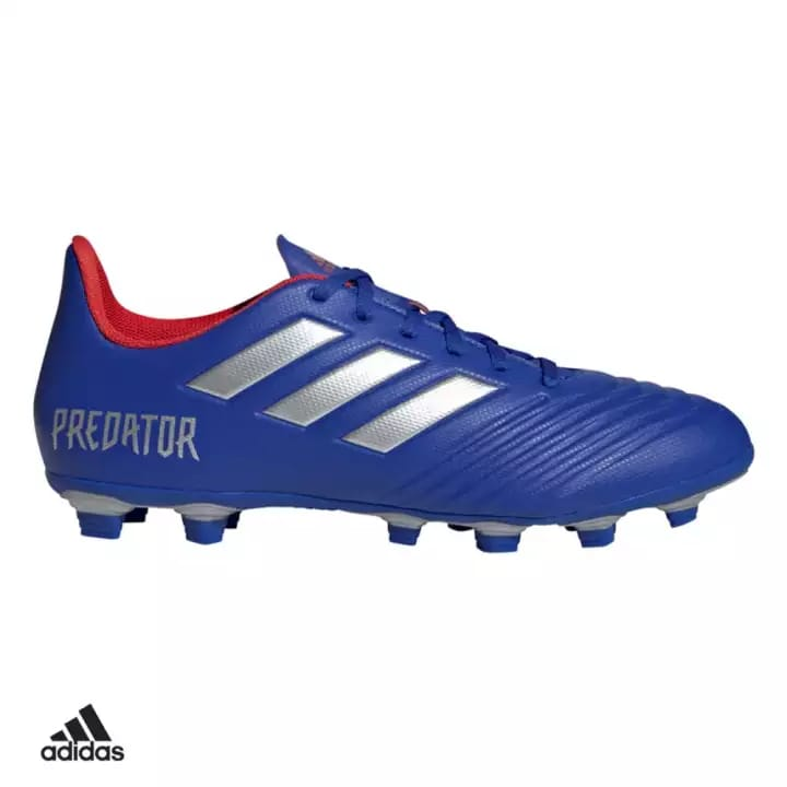 Adidas Football Mens Sepatu Bola Predator 19.4 Flexible Ground