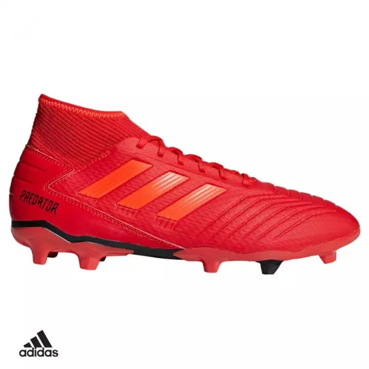 Adidas Football Mens Sepatu Bola Predator 19.3 Ground
