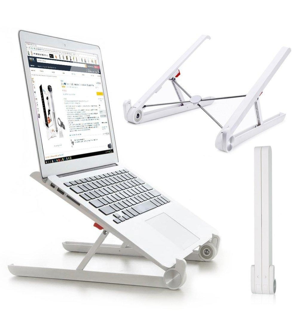 Leegoal Portable Laptop Desk Stand Lipat