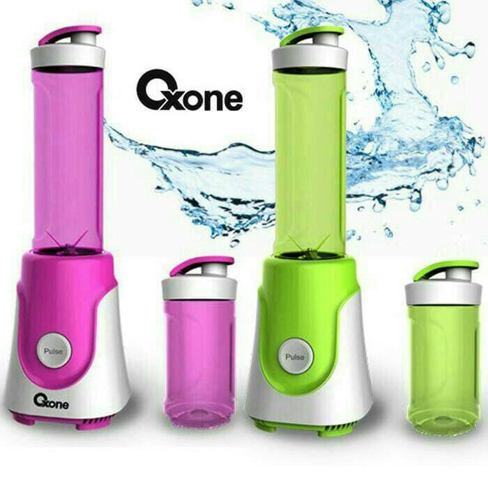 Oxone Personal Hand Blender 250W - OX-853 Pink
