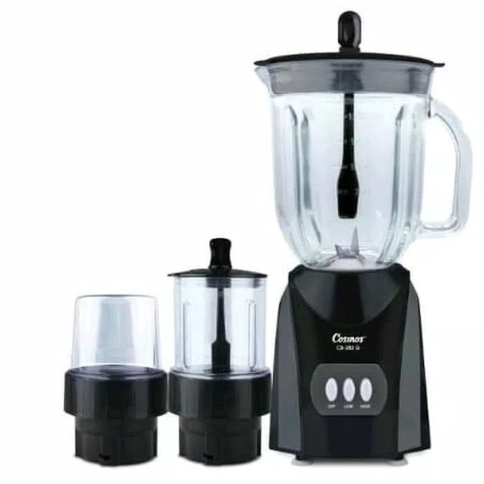 Cosmos Blender Kaca 3 in 1 - CB282G