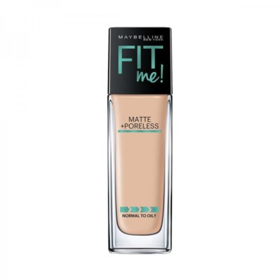 Maybelline Fit Me! Foundation Matte + Poreless