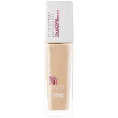 Maybelline Superstay Foundation 24H Full Coverage Foundation